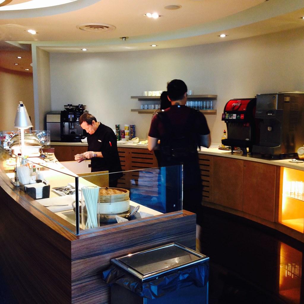 Changi Airport Terminal 3 Dnata Lounge