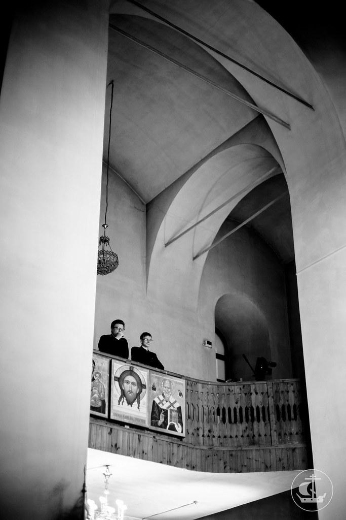 20 сентября 2015, Всенощное бдение в Воскресенском соборе Старая Русса / 20 September 2015, Vigil at the Resurrection Cathedral of Staraya Russa