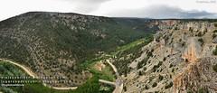 Entrada de Ucero (Cañón del Río Lobos, Soria)