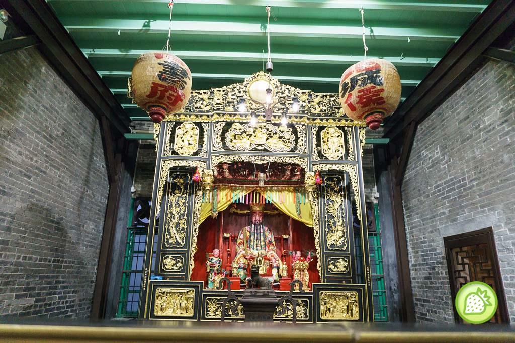 carpenter temple