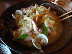 Seafood Chanpon Ramen @Shichifukujin, Star-Plaza,…