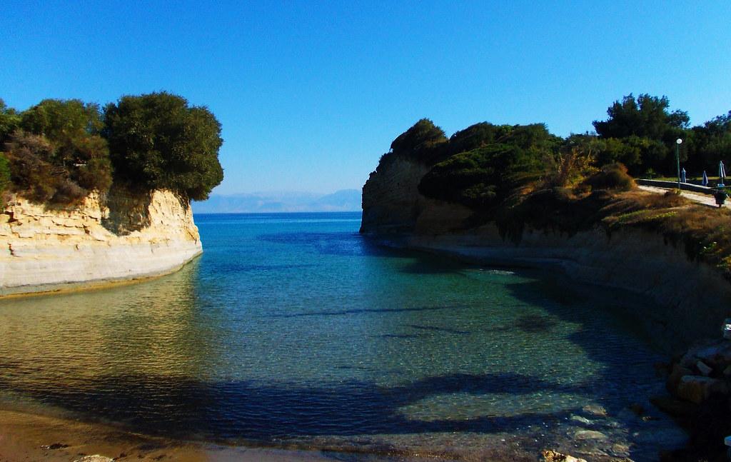 Sidari, Corfu, Greece