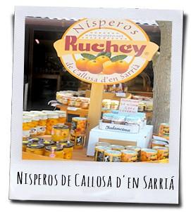 De nisperos uit Callosa d'en Sarriá zijn van uitzonderlijke kwaliteit en worden verwerkt in tal van producten