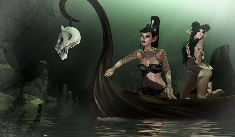 Journey to the Underworld
