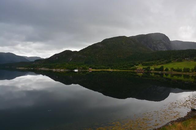 Osen ved Bustlisundet, Snillfjord