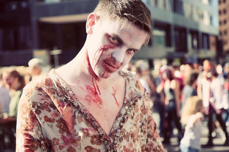 Zombie Crawl Denver 2015