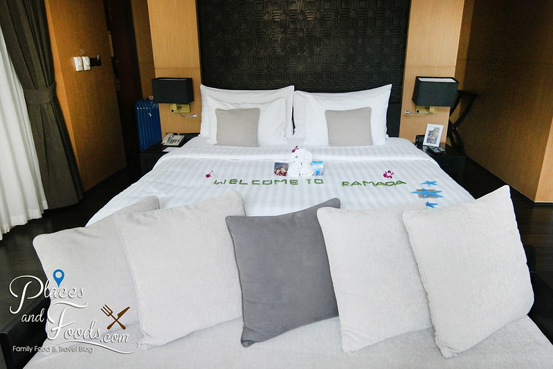 ramada khao lak hotel villa bedroom