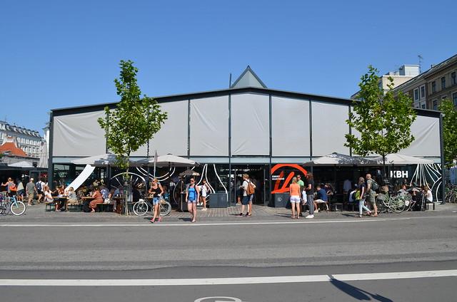 Copenhagen Torvehallerne food market