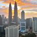 Petronas Twin Tower, Kuala Lumpur, Malaysia. by TOREX PHOTOGRAPHY