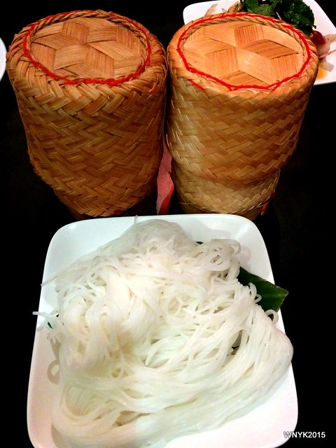 Sticky Rice & Rice Noodles
