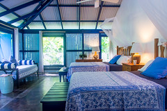 Blue Osa Room
