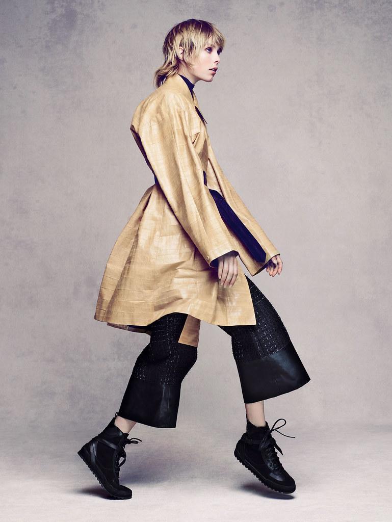 Эди Кэмпбелл — Фотосессия для «Vogue» CH 2015 – 8