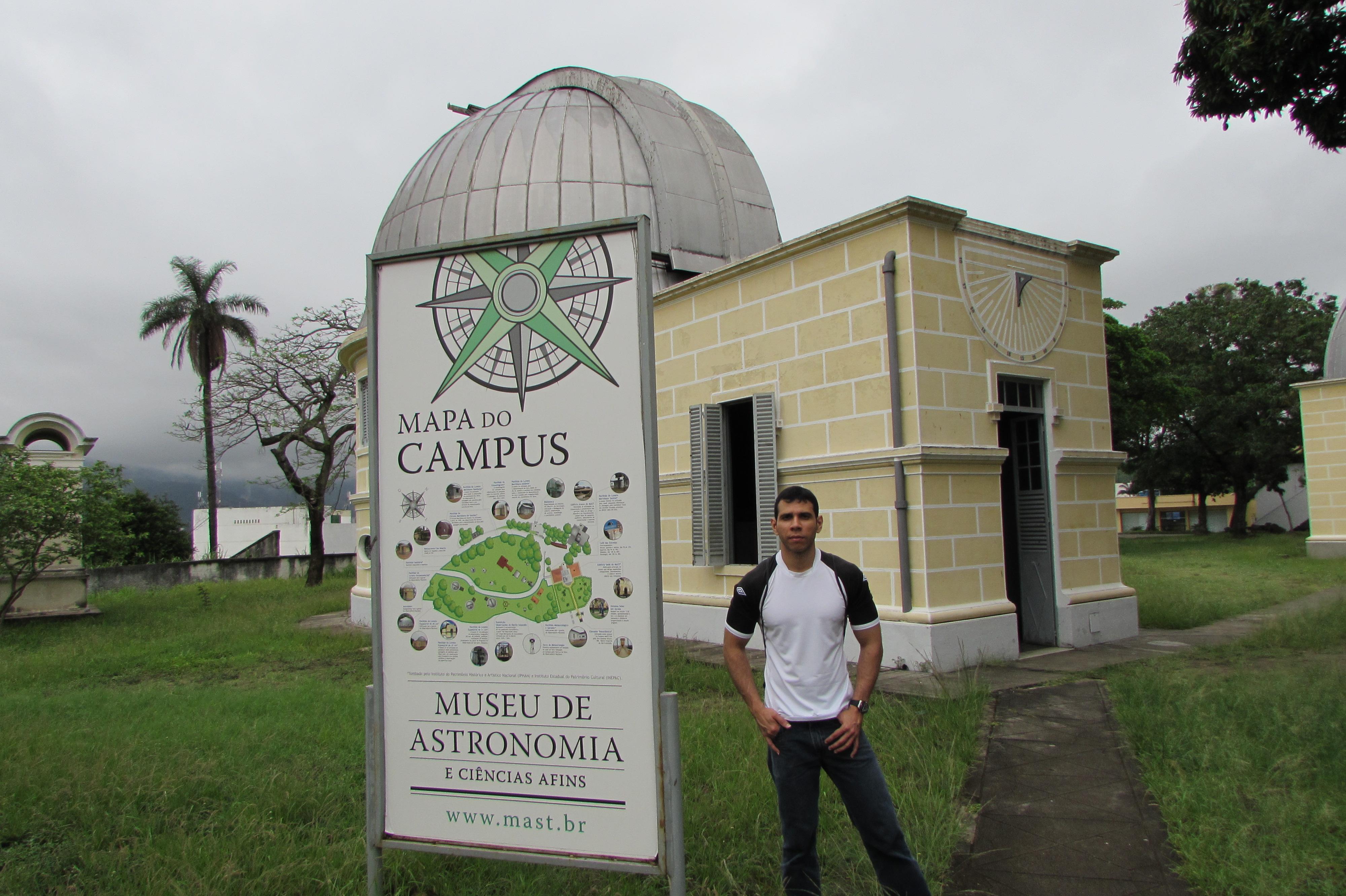 Museu Astronomia Brazil