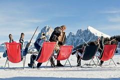 Seiser Alm: Dolomity pro nejmenší