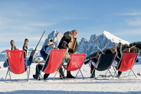 Seiser Alm: Dolomity pre najmenších