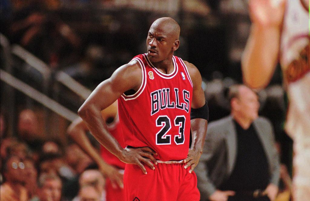 Michael Jordan's last regular season Chicago jersey sells for $173,240