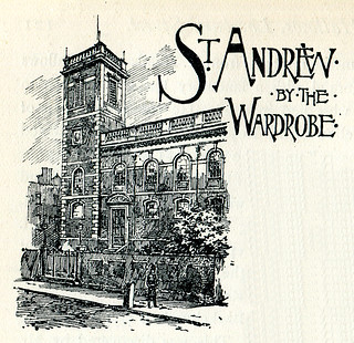 St Andrew by the Wardrobe