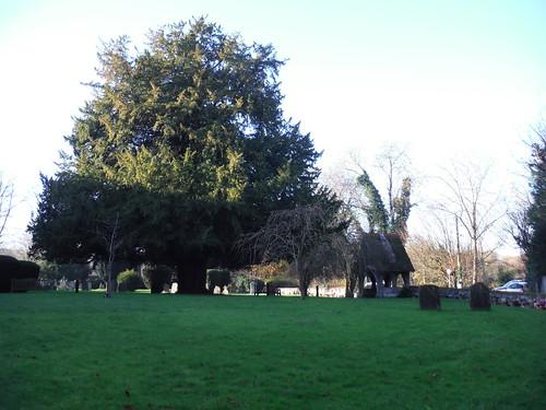 Churchyard, St. Mary's Church, Wendover