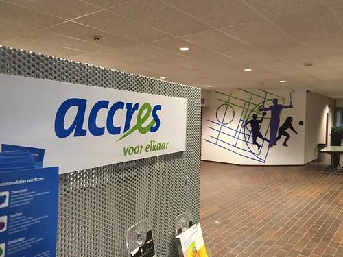 Accres Apeldoorn muurschildering.EGD
