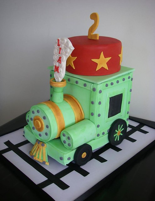 Cake by Sweet Temptations Cakes & Novelty Cookies