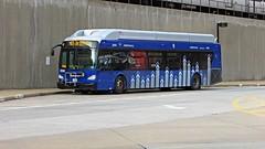 WMATA Metroway 2016 New Flyer Xcelsior XN40 #2988