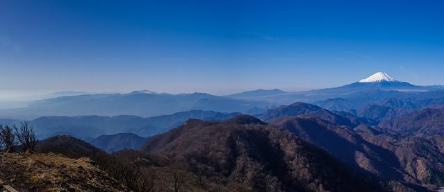 富士山・箱根・天城山