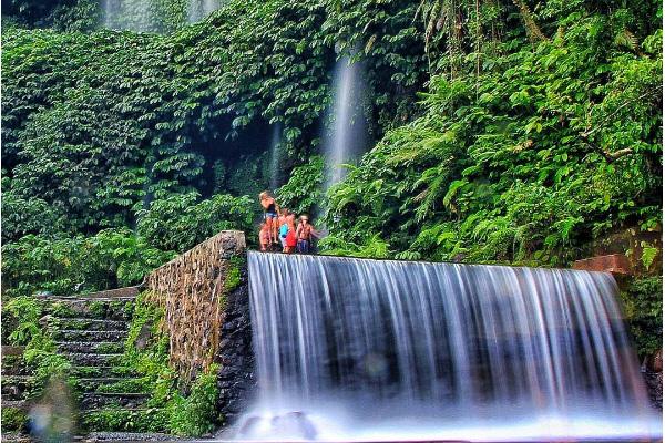 Benang Kelambu waterfall 3