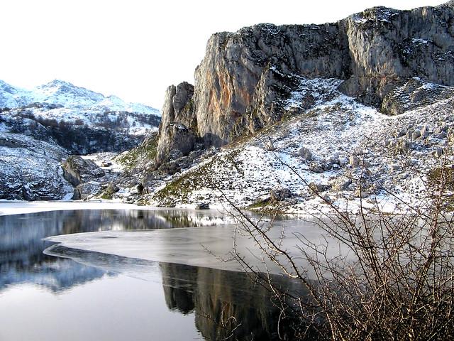 Lago Ercina, Cangas de, Canon POWERSHOT A400