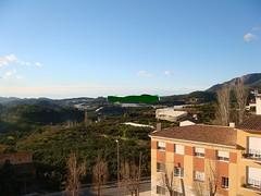 Fabulosas vistas a la montaña, muy soleado. Solicite más información a su inmobiliaria de confianza en Benidorm  www.inmobiliariabenidorm.com