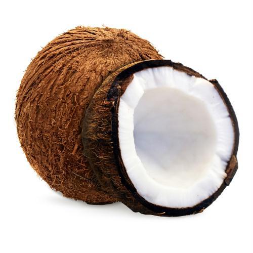 Como 'descascar' um coco seco