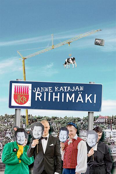 Janne Katajan Riihimäki