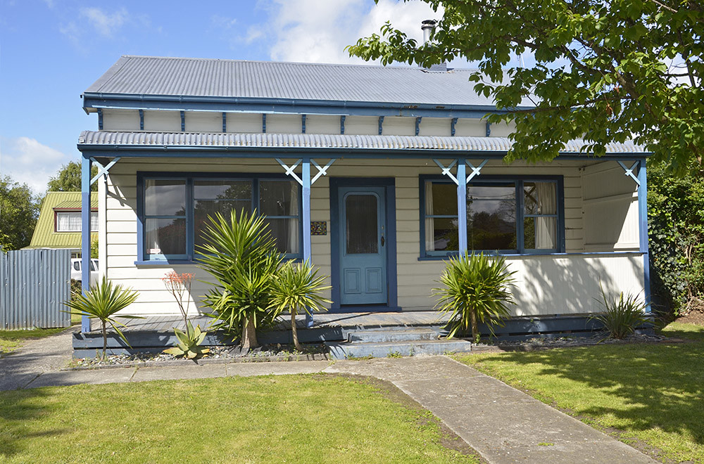 Unser Haus in Neuseeland vorher