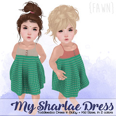 {fawn} My Sharlae Dress
