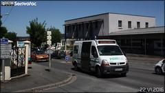 Renault Master - Péribus n°833