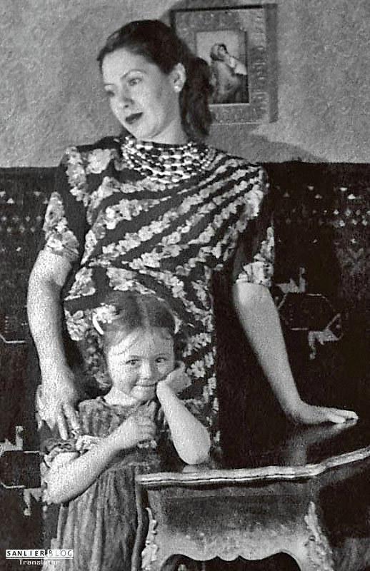 苏联名人家庭160
