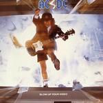 """AC/DC Blow Up Your Video 12"""" VINYL LP"""