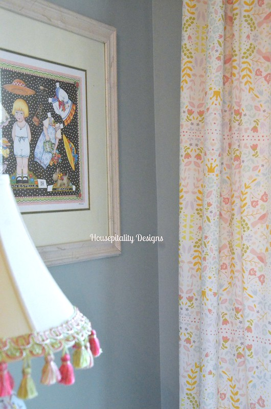 Graylyn's Room drapes - Housepitality Designs