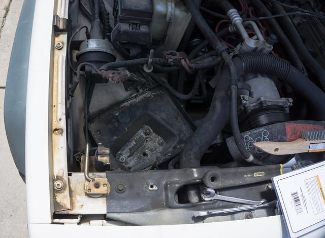 Jeep, No Battery