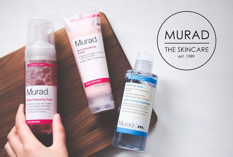 Murad Skincare Review pbunniep