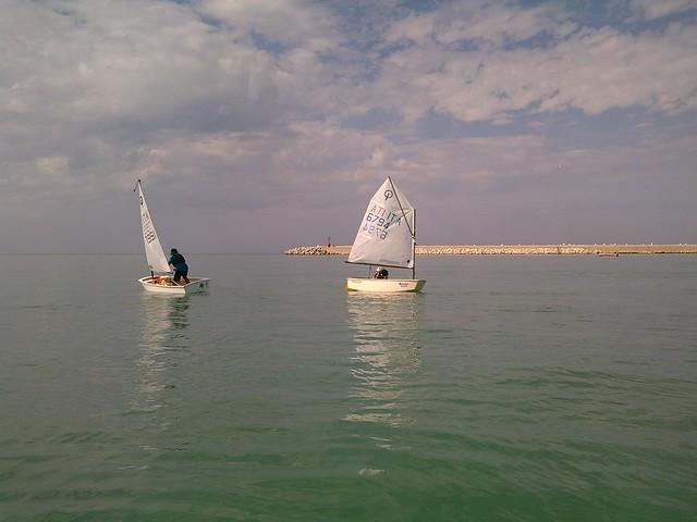 2015 XI settimana scuola vela