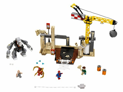 LEGO Ultimate Spider-man 76037