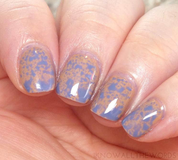 Bio Seaweed Gel Unity nail art (2)