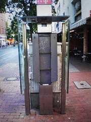Kein Anschluss unter dieser Telefonzelle