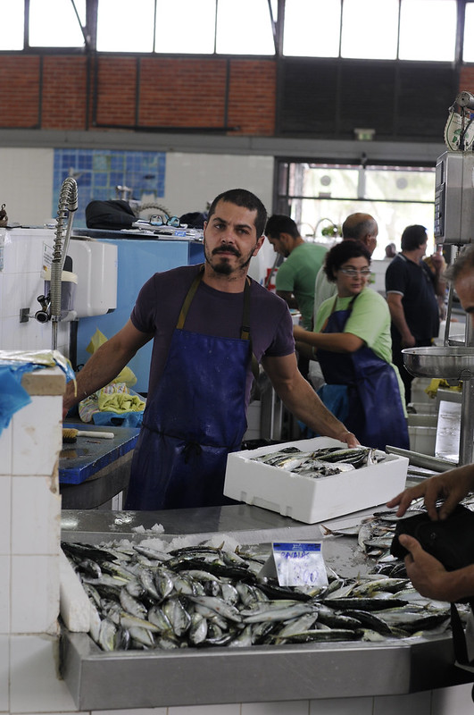 Mercado, Olhão
