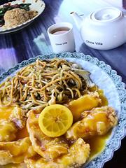 photo - China Villa, Lemon Chicken
