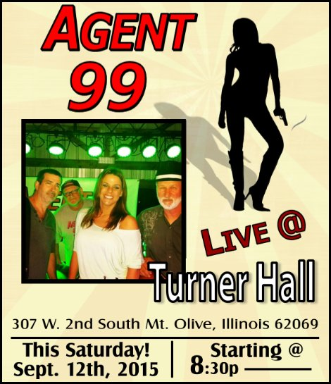 Agent 99 9-12-15