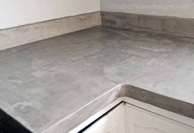 Ardex Concrete Counters Sealed