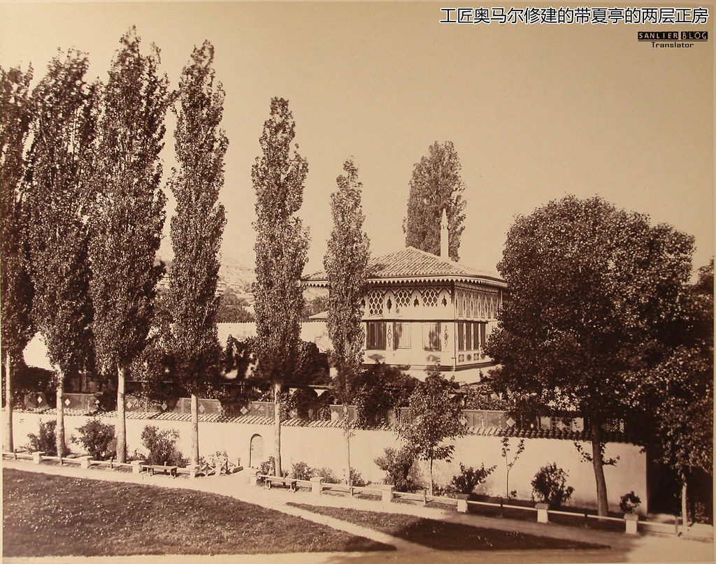十九世纪巴赫奇萨赖03