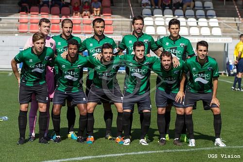 Rayo Majadahonda 1-0 Sestao RC