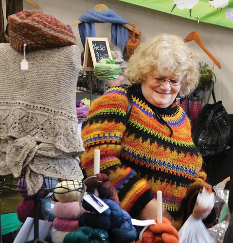 Fleece and Fibre Festival 2015